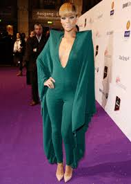 rihanna jumpsuit rihanna s green jumpsuit style fashion trends
