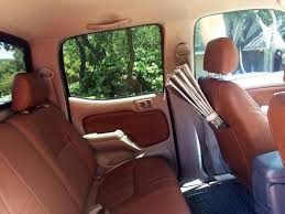 King Ranch Interior Swap Replacement Luxury Seats Tacoma World