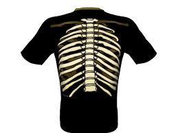 Halloween T Shirts Target by Rib Cage Skeleton Halloween T Shirt Creative T Shirts By
