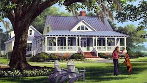 country cottage house plans with porches elevation of cottage country farmhouse traditional house plan
