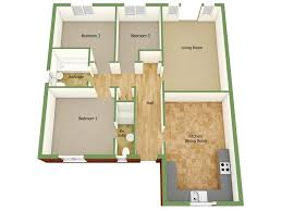 Rendering Floor Plans by 3d Floor Plans 3d Plans 3d House Floor Plans