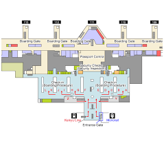 Narita Airport Floor Plan Trains And Monorails Haneda Airport International Terminal