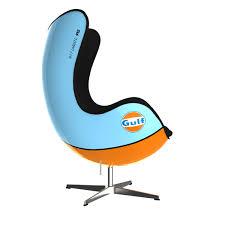 gulf racing 917 egg chair