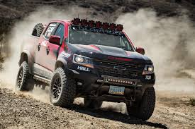 Future Gm Trucks This Colorado Zr2 Is Testing Your Future Upgrades The Newsroom