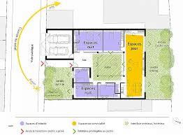 plan de maison de plain pied avec 4 chambres plan maison plain pied en l chambres plan maison en v plain pied de