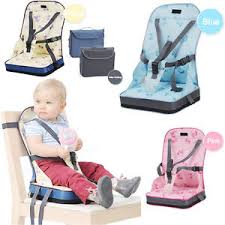 portable baby travel chair child kids dining feeding chair