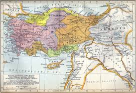 Asia Minor Map by Index Of Maps Shepherd