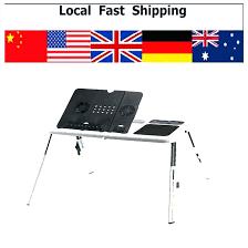 Portable Laptop Desk On Wheels Laptop Desk On Wheels Computer Standing Table Portable Laptop Desk