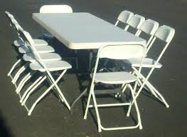chairs and table rental banquet table rentals arizona