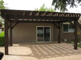 backyard pergola cost home outdoor decoration