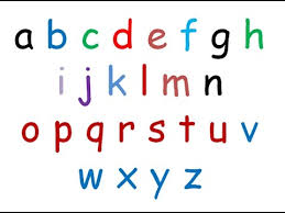 writing u0026 teaching the english alphabet tracing small letters abc