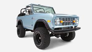 bronco car this classic ford broncos build is clean but 200 000 clean