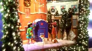 Christmas Window Decorations Youtube by Holiday Windows 11 08 2014 Macys Macys Statestreet Chicago