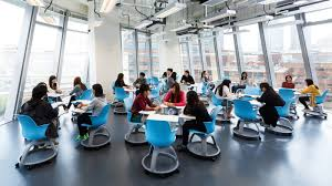Interior Design Research Topics by Polytechnic University Innovation Center Steelcase