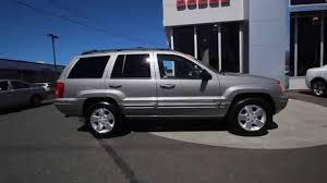 2001 Jeep Grand Cherokee Limited Silverstone Metallic 1c616581