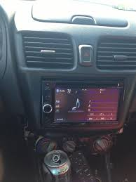 file nissan sentra n16 first 02 06 double din