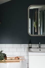 Dark Bathroom by Choosing A Light Or Dark Bathroom Colour Scheme For A Small Space