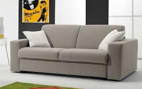 modèle canapé canapé convertible 3 places en microfibre couleur au choix