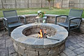 fire pit wood deck wood burning fire pit for natural home warm atmosphere vwho