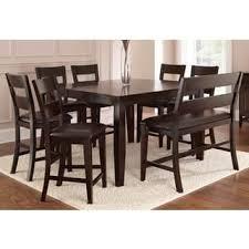 espresso dining room set size 9 sets greyson living dining room sets for less