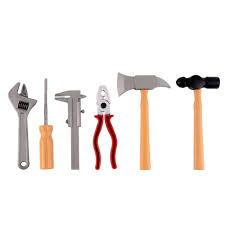 new fashion toy hand made mini tools worth plastic building tool