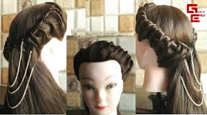 eid hairstyles 2017 2018 with tutorials for long and short hair latest simple and easy hairstyle 2017 hairstyle tutorial girls