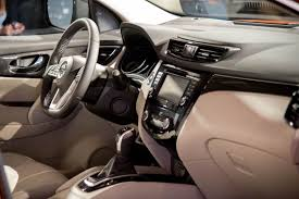 nissan rogue interior 2017 2017 nissan rogue sport qashqai debut to join the small crossover