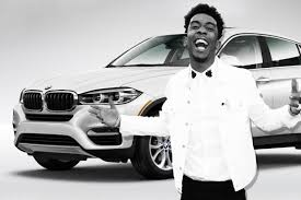 bmw white car desiigner s panda may actually affected bmw sales gq