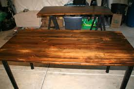 how to refinish a desk refinish a wooden desk or tabletop diywithrick