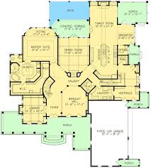 farm house plan plan 15754ge luxurious farmhouse plan traditional house plans