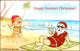 happy summer christmas free summer ecards greeting cards 123