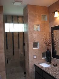 glass block designs for bathrooms glass block shower designs