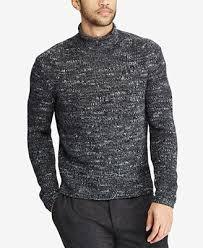 mens turtleneck sweater polo ralph s turtleneck sweater sweaters macy s