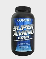 Super Concepts by Dymatize Super Amino 6000 Total Nutrition Concepts Total