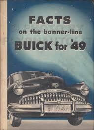 1949 buick super and roadmaster body repair shop manual reprint