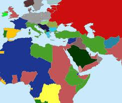 New Ottoman Empire Hearts Of Iron Iii Alternate History The Neo Empire