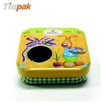 square tin suppliers square metal tins wholesale sedex certified