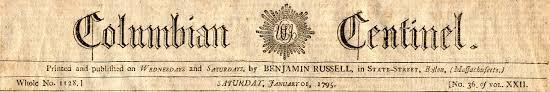 proclamation thanksgiving day 1795 wallbuilders