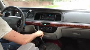 1997 mercury grand marquis with 5 speed manual transmission first