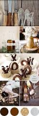 wedding colors i love shades of brown gold silver the