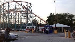 New Texas Giant Six Flags Over Texas Witnesses Woman Falls To Her Death From Texas Roller Coaster