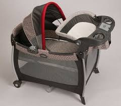 Graco Pack And Play With Bassinet And Changing Table Graco Pack N Play Silhouette Playard With Bassinet
