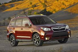 subaru suv forester 2014 subaru forester review top speed