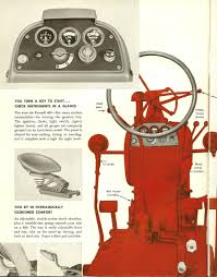 1955 farmall 400 international harvester advertising pinterest