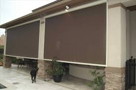 Outdoor Awnings And Blinds Awning Iron Grill Vertical Blinds For Patio Doors At Dors And S