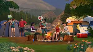 buy the sims 4 outdoor retreat cool kitchen stuff spooky