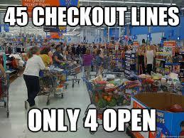 Funny Walmart Memes - walmart meme 010 checkout only 4 open comics and memes