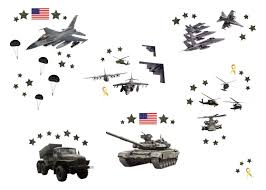 wall stickers usa brewster military wall stickers home decor wallpaper decals photo