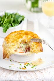 ina garten lobster pot pie lobster pot pies with puff pastry crust utterly delicious and