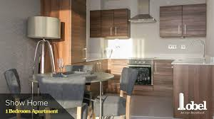 Kitchen Design Centre Belfast 1 Bed Apartment Donegall Quay City Centre Belfast